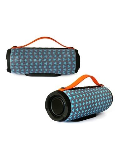 Platoon PL-4305 Bluetooth Speaker Fm/Sd/Usb Turkuaz